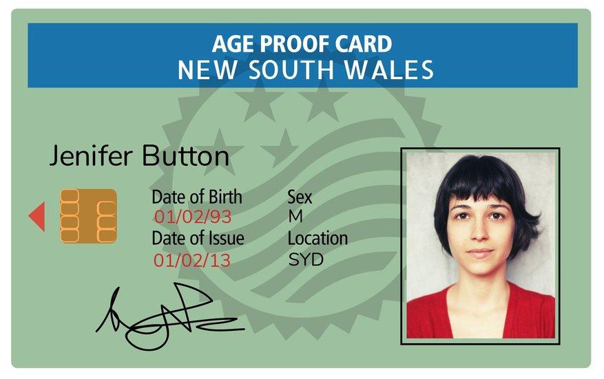 Fun Fake ID Templates